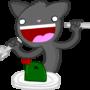 Kitty Food by NinjaCube