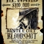 Wanted: Dante E. Colt by XxCrimsonMoonxX