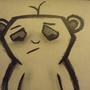Mr. Sad Bear by wert700
