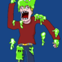 Slime Man by uberlarry