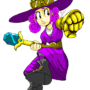 Steam Witch Violet by RocMegamanX