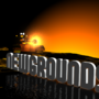 Newgrounds 3D Logo by Xionico