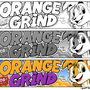 ORANGE GRIND Banner by megawolf77