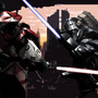 Armored Core fight by TAUfanatic