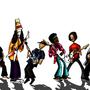 Great Guitarists by jandaman