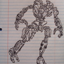 Robo Sketch by ThePrice