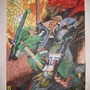 Link Versus Ganondorf by BelligerentF