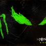 Monster Energy Background by 8bitblackmage