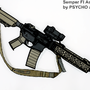 Semper FI Assault Rifle by PsychoticPsycho