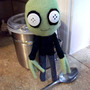 Salad Fingers Plush by MoriChax