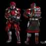 Modified R.C. Armor. by johngoldenwolf