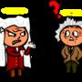 Newton vs Einstein by Andertxuman139