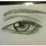 Realistic eye by HWFTW