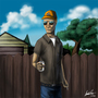 Rusty Shackleford by Izzy-A