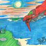 Ragnarok by InLucidReverie