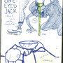 CalArts Sketch Book Page 1 by Jae