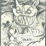 CalArts Sketch Book Page 7 by Jae