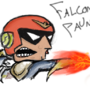 falcon paunch by Pegasu