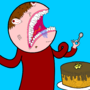 Ah Want Mah Pancakes!! by Posho