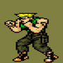 Re colored Guile by Jason456