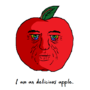 Delicious Apple by FilthyNeckBeard