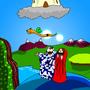 Blanket World by megaFRM