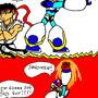 Mega Man X HEY THAT'S MY MOVE! by TheGreeNate