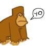 gorilla by lolhead
