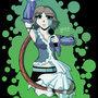 FFX2 Yuna by DawnieMewMew