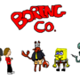 Boring Co. BETA Characters by artistunknown