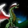 Green Dragon by Elf7722