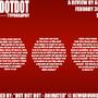 Dot Dot Dot - Typography by ProjektCOG