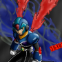 Megaman X Commad by JETVIDE