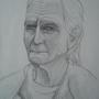 Grandma Portrait by RWA