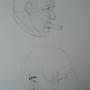 Double portrait by RWA