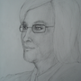 Grandma Portrait #2 by RWA