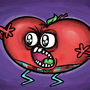 Apple Oh No by TommyVF
