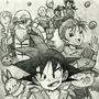 Dragon Ball by DatBoiDrew