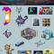 Old pixel works