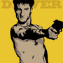 Travis Bickle- Taxi Driver by GENIUSisOHMS