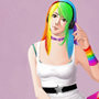 Rainbows on the Brain by Mrew