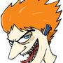 orange dude by HazardGames