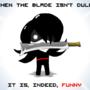 dull blade by HazardGames