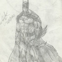 Batman Arkaham Ayslum by eddreyestudio