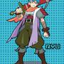 BOF 3 Ryu by Across