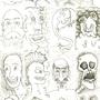 Face Idea's #2 by silversam