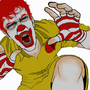 Fast Food Clown by TheRox333