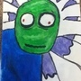 Salad Fingers Attempted Copy by Allisawn