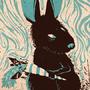 Ear of the Rabbit by nathanielmilburn
