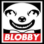 OBEY.. BLOBBY by Willeeto